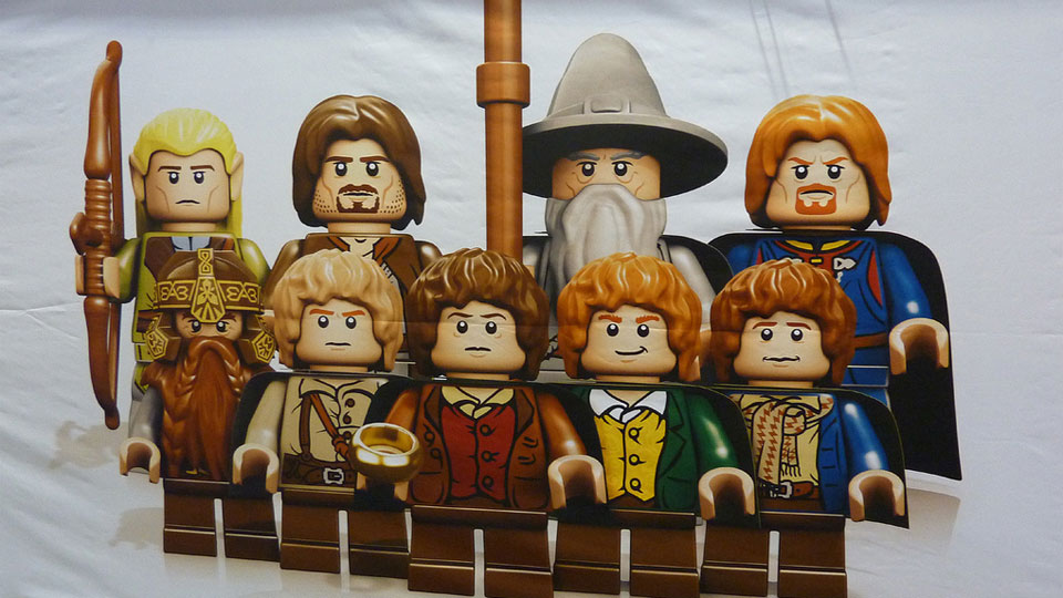 First Impressions: Lego Lord of the Rings