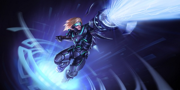 League of Legends: Pulsefire Ezreal Now Available!