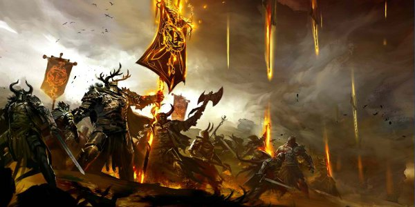 Guild Wars 2 Release Date and Final Beta Weekend Revealed