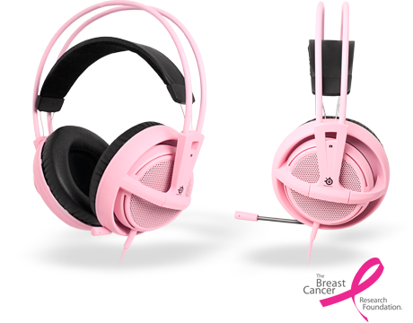 "SteelSeries Goes ""Pink"" For a Great Cause"
