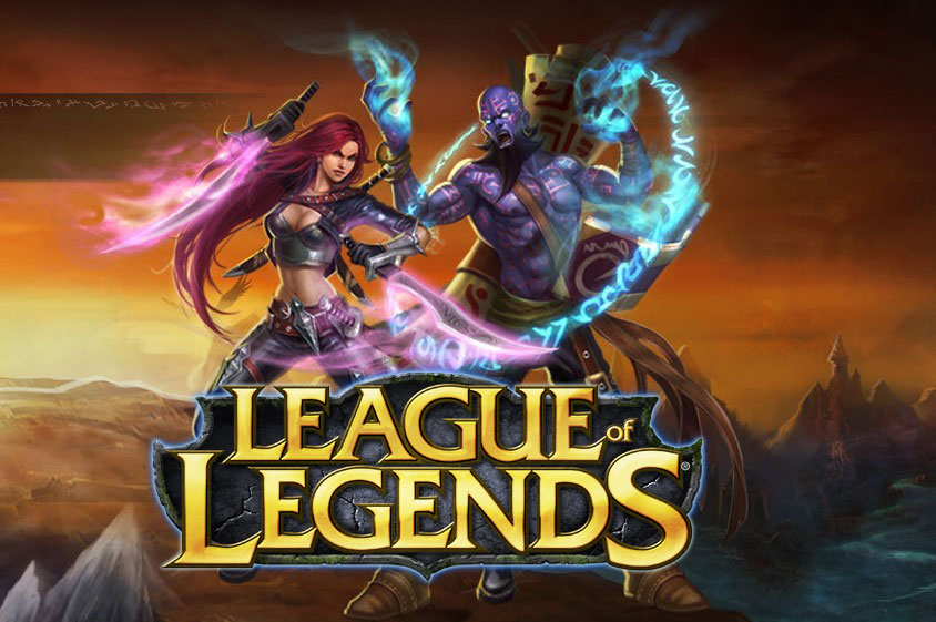 League of Legends Hacked!