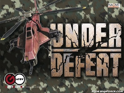 Under Defeat gets an HD Re-Release