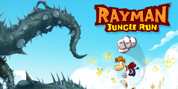 Rayman Jungle Run Coming To Android and iOS On September 20th
