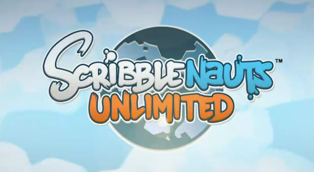 Scribble in HD with Scribblenauts Unlimited