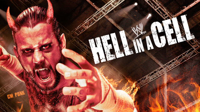 Because Wrestling Presents: WWE Hell in a Cell Live Chat – Sunday @ 7:30p ET!